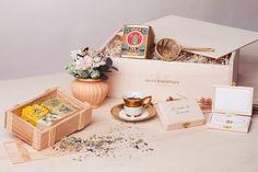 Caja para La Madre de la novia, un regalo ideal para el gran día.