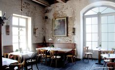 Restaurant: Zollenspieker Fährhaus