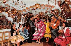 The top Flamenco show spots in Spain