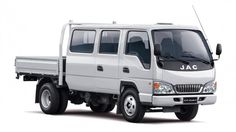 Jac Motors presenta la nueva Urban 1050 con cabina triple
