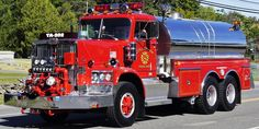 1975 Diamond REO Fire Tanker