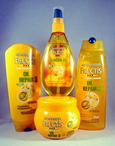 Testimony1990 - Beauty, Boxen, Food, Familie und Produkttests: Garnier Fructis Oil Repair 3