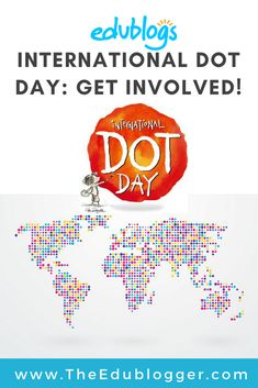 International Dot Day is held every year on or around September 15ish. We explain how you can get involved and explore the themes of bravery, creativity and self-expression.
