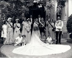 Marriage of Michael of Romania and Anne of Bourbon-Parma