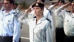 Israeli soldier girl 206