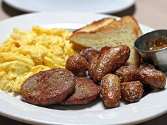 Sausage City: Vincent's Housemade Breakfast #Sausage #andersonville