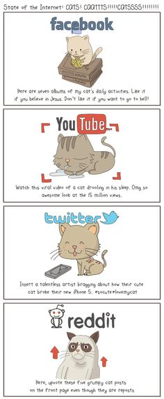 RANDOMPHILIA :: State of the Internet | Tapastic Comics