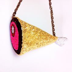 The Rodnik Band - Sequin Meat bag - @Matty Chuah Rodnik Band- #webstagram