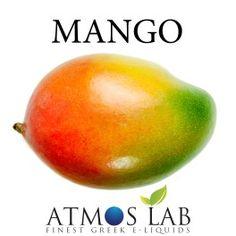 E-Líquido ATMOS LAB  Mango 10 ml