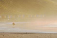 Hazy light whitby by Ben Collins on 500px