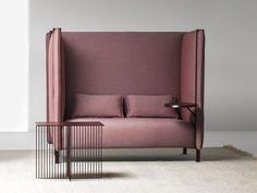 PINCH High-back sofa Pinch Collection by La Cividina design Skrivo