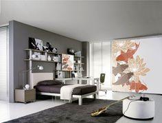 TEENAGE BEDROOM TIRAMOLLA 104 TIRAMOLLA COLLECTION BY TUMIDEI   DESIGN MARELLI E MOLTENI