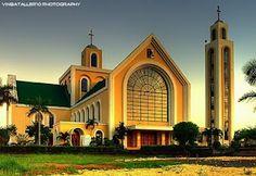 Basilica Minore of Our Lady of Peñafrancia - Naga City, Camarines Sur, Philippines