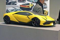 Lamborghini Arquero concept