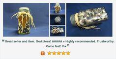 #Vintage Quart #Jar of #Buttons #SewingSupply #vintagesewing #gotvintage #etsygifts #etsy