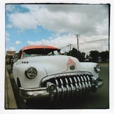 This is my ride- A 1950 Buick. Bakersfield, CA