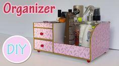 Diy Crafts: Bedside Table Organizer - Ana | DIY Crafts.
