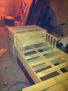 16 Best Pallet To Pirate Ship Bed Images On Pinterest