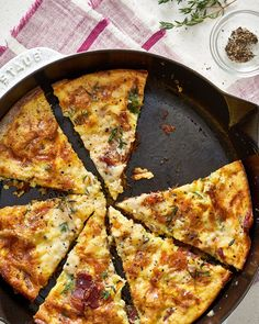 How To Make a Frittata with Whatever You Have on Hand — Cooking Lessons from The Kitchn