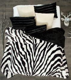Cobertor Siberia Zafari