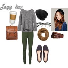 Lazy day outfit September Outfits, Lazy, Outfit Of The Day, Autumn Fashion, Fashion Outfits, Polyvore, Clothes, Style, Today's Outfit