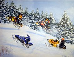 Newfoundland Art - Terry Clarke