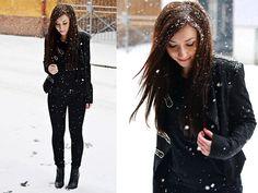 Let it snow (by Rebekah Wing) http://lookbook.nu/look/4351573-let-it-snow