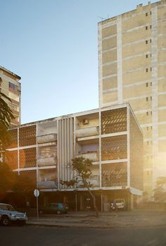 adaism: THE DRAGON BUILDING  ARCHITECT PANCHO GUEDES  MAPUTO, MOZAMBIQUE