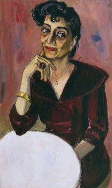 Alice Neel Psychiatrist's Wife (Elsie Rubin) 1957n.wikipedia.org/wiki/Alice_Neel‎ Alice Neel (January 28, 1900 – October 13, 1984) was an American artist known for her oil on canvas portraits of friends, family, lovers, poets, artists ...