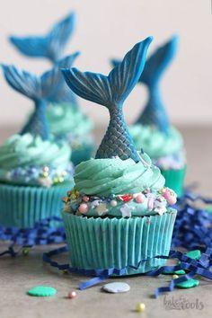Mermaid Cupcakes Mermaid Cupcakes Bake to the roots Mermaid Cupcakes Mermaid Cupcakes Bake to the roots Mermaid Cupcakes Mermaid Cupcakes Bake to the roots Mermaid Cupcakes, Fancy Cupcakes, Kid Cupcakes, Baking Cupcakes, Cupcake Recipes, Dessert Recipes, Pretty Cupcakes, Birthday Cupcakes, Beautiful Cupcakes
