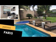 Condomínio Fechado para Venda, Goiânia / GO, bairro Jardins Paris, 5 dormitórios, 5 suítes, 6 banheiros, 4 garagens