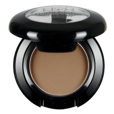 Best Blending Color (Dupe for Mac Soft Brown) NYX Cosmetics Nude Matte Eye Shadow Blame It On Midnight