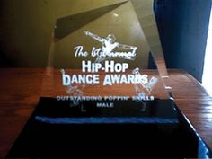 Master!!!! Pop N' Taco deserves this award, The OG's all of em deserve honor and the RESPECT from the new generation of dancer's. Popping is something I continue to research and learn about!  I'm constantly evolving, gaining insight as I listen to the EB's like Pop N' Taco speak . His words have weight I mean I highly value what he has to say! I'm so glad that this LL(Living Legend) left a trail to follow. I hope to meet him one day but first I wish to practice so I can show him what I…