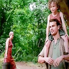 omg four with kids... what are the directors playing at? Fourtris ♥