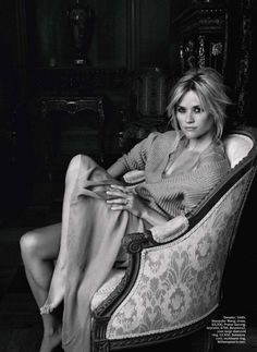 Reese Witherspoon | Tesh #photography | Marie Claire US October 2011 | via tumblr