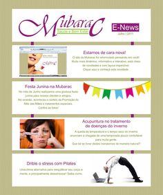 E-mail MKT Mubarac Saúde e Bem-Estar