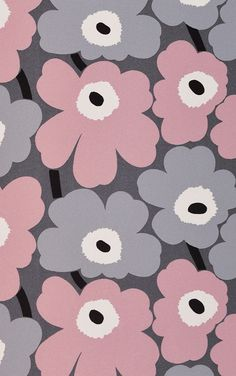 17 Ideas Wallpaper Pattern Vintage Wallpapers For 2019 Marimekko Wallpaper, Pastel Wallpaper, Wallpaper Iphone Cute, Trendy Wallpaper, Flower Wallpaper, Wallpaper Backgrounds, Vintage Backgrounds, Wood Wallpaper, Phone Backgrounds