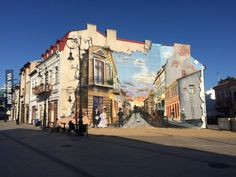 Street art in Craiova, Romania Best Funny Pictures, Street Art, Beautiful Places, Places To Visit, Europe, World, Outdoor, Painting, Advertising