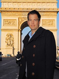 Michael Weatherly takes a break from his day job on the drama NCIS to give a stylish tour of his former home base, Paris