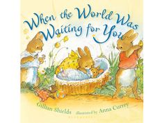 Author Gillian Shields uses a sweet lilting rhyme to tell the tale of a rabbit family making preparations for the arrival of a new bunny. It's the perfect book for growing families.