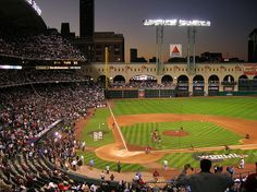Minute Maid Park - Houston Astros