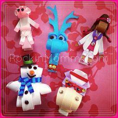 RM Doc McStuffins Ribbon Cutie Set: MTO