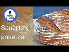 YouTube No Knead Bread, Bread Recipes, Creme, Banana Bread, French Toast, Food And Drink, Low Carb, Breakfast, Desserts