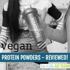 Tips for Eating Clean – Menus for Life Plant Based Protein Powder, Vegan Protein Powder, Plant Based Milk, Plant Based Eating, Protein Bar Recipes, Shake Recipes, Smoothie Recipes, Clean Eating Meal Plan, Clean Eating Recipes