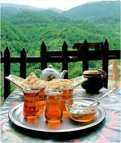 Chai, Taste of Iran