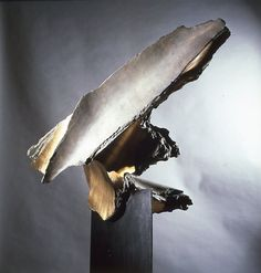 Francesco Somaini (b. 1926)  Grande ferito I  1960, bronzo  cm 195x178x110