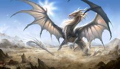 Dragon de lumière (F) (Terre draconiques)