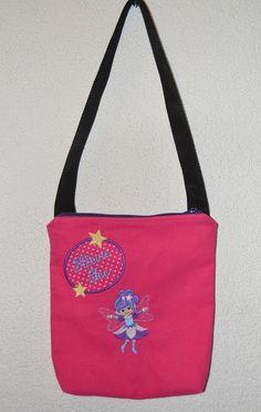 Kindergarten Tasche, Umhhängetasche von Nicole's Nähkram auf DaWanda.com