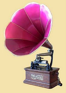 Gramophone - been wanting one for years!