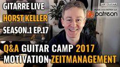 Motivation und Zeitmanagement - Updates S1 EP.17 Teil.1 Horst Keller